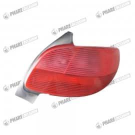 Feu arrière droit Peugeot 206 phase 1-occasion