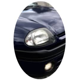 Phare avant droit Renault Clio 2 phase 1 Optique simple occasion