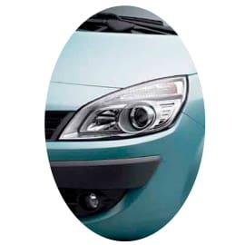 Phare avant gauche Renault Scenic 2 phase 2