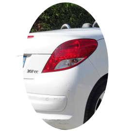 Feu arrière droit Peugeot 207 CC phase 2
