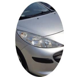 Phare avant droit Peugeot 207 phase 1