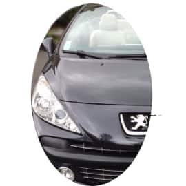 Phare avant droit Peugeot 207 phase 1 directionnel