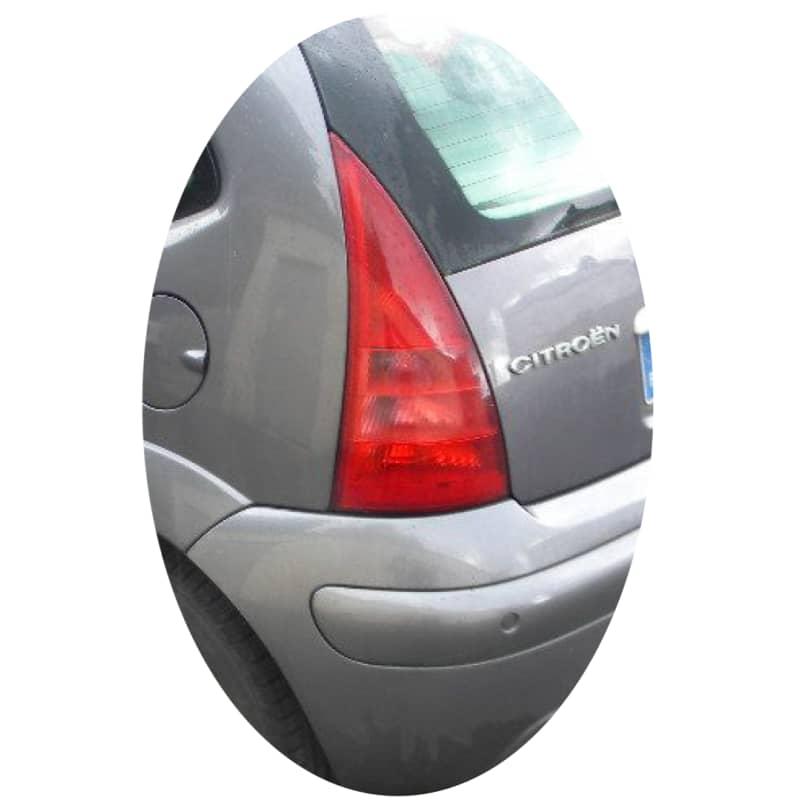 Feu arrière gauche Citroën C3 phase 1
