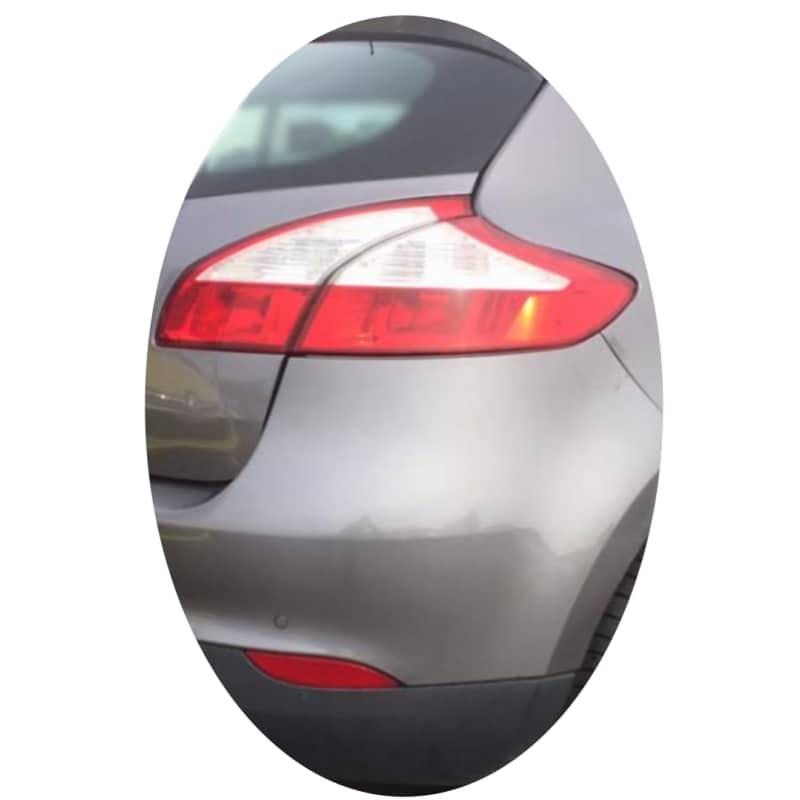 Feu arrière droit Renault Megane 3 phase 1 secondaire