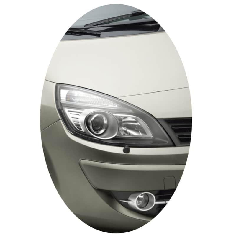 Phare avant droit Renault Scenic 2 phase 2 Xenon