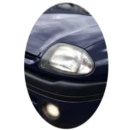 Phare avant gauche Renault Clio 2 phase 1 Optique simple occasion