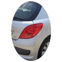 Feu arrière droit Peugeot 207 phase 1
