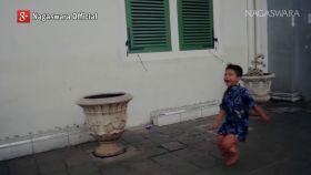Jendral - Lama Lama Gila - Official Music Video - NAGASWARA