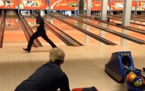 Svenskt ligaspel i Bowling