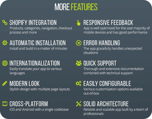 MobileFront Shopify Mobile App - 13