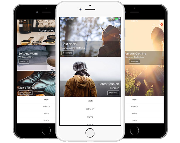 MobileFront Shopify Mobile App - 12