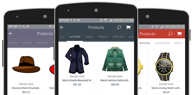 MobileFront Shopify Mobile App - 11