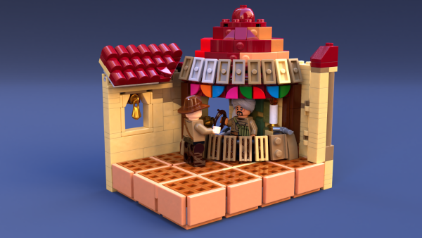 The Merchant's Deal - by ArmoredBricks