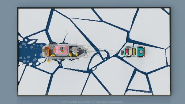 Icebreaker (Top) - by Tong Xin Jun