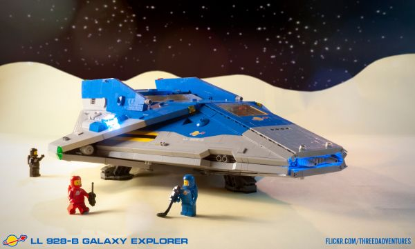 LL 928-B Galaxy Explorer - by Ben Smith