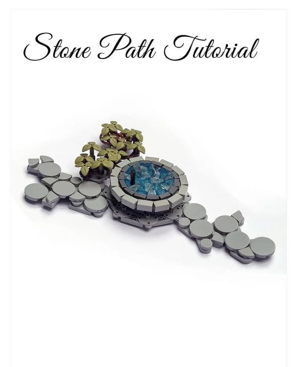 Stone plate tutorial - by @undefined