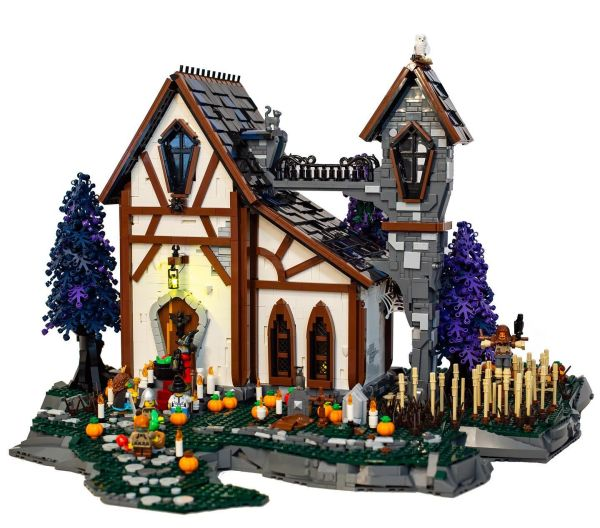 Medieval Haunted House - by Midwest Builders