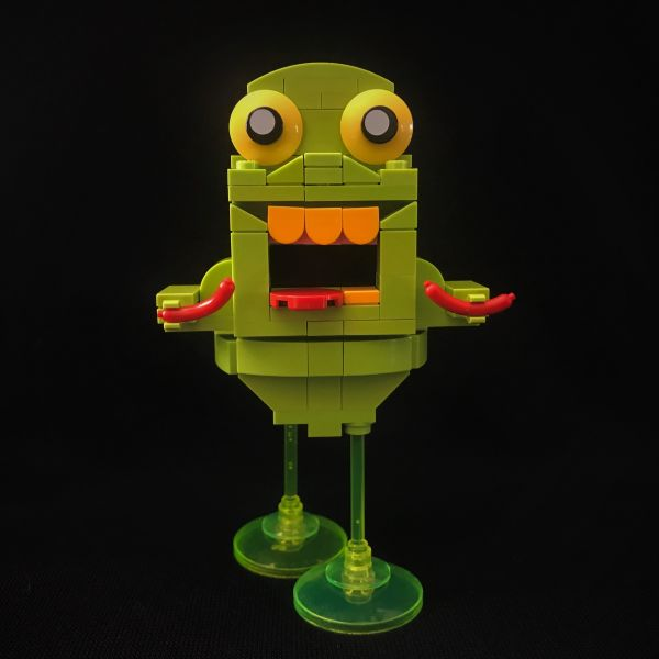 Slimer - by @undefined
