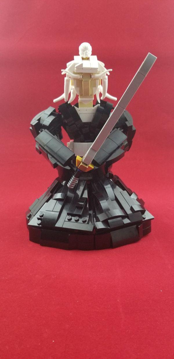 Lego Samurai - by Greg