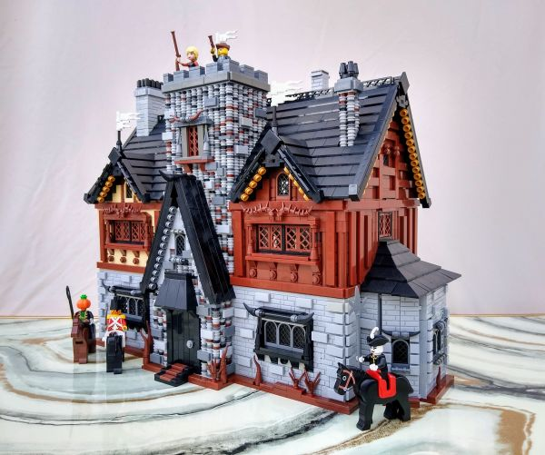 Medieval Gone Wild West! - by Peter Botcher