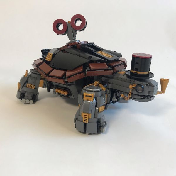 Rc steam punk tortoise  - by Nathan Hake