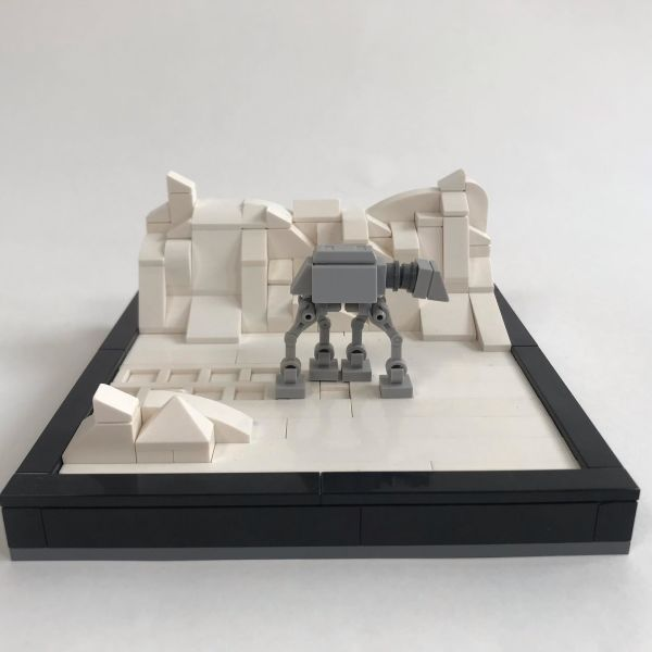 Micro AT-AT - by @undefined