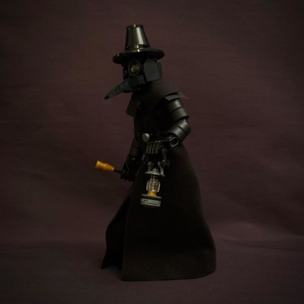 Plague Doctor - by @undefined