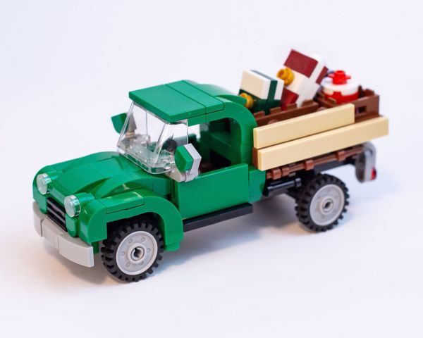 Christmas Deliveries  - by @undefined