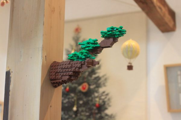 Decorate house with LEGO (progress) - by @undefined