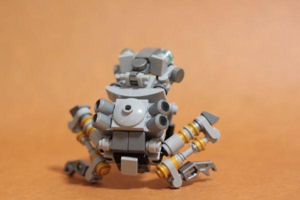 Mechanical frog - by ikuseryoji
