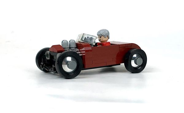 Model A roadster - by Tim Henderson