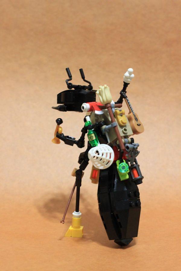 Merchant Ant - by ikuseryoji
