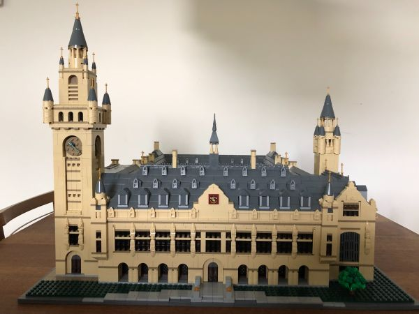 Peace Palace Den Haag - by Reinier Noppers