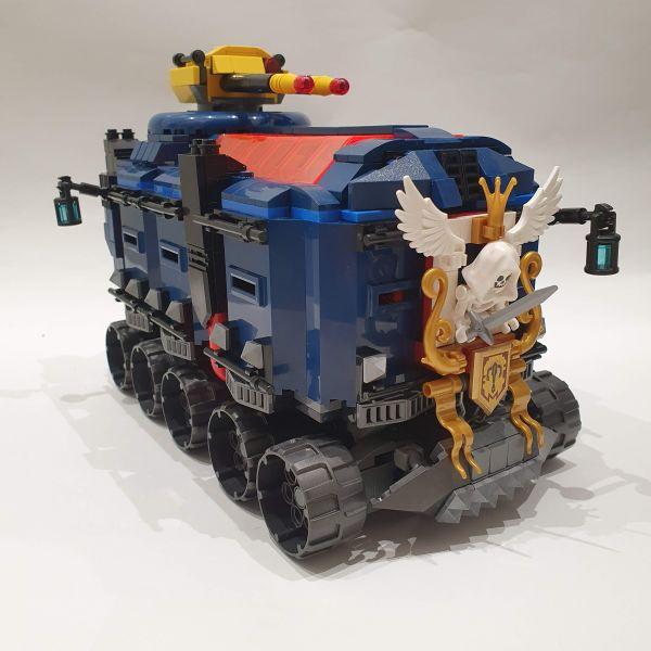 War Wagon - by legomfr