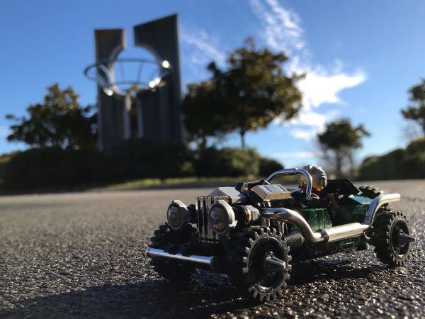 Classic Car - by Nathan Hake
