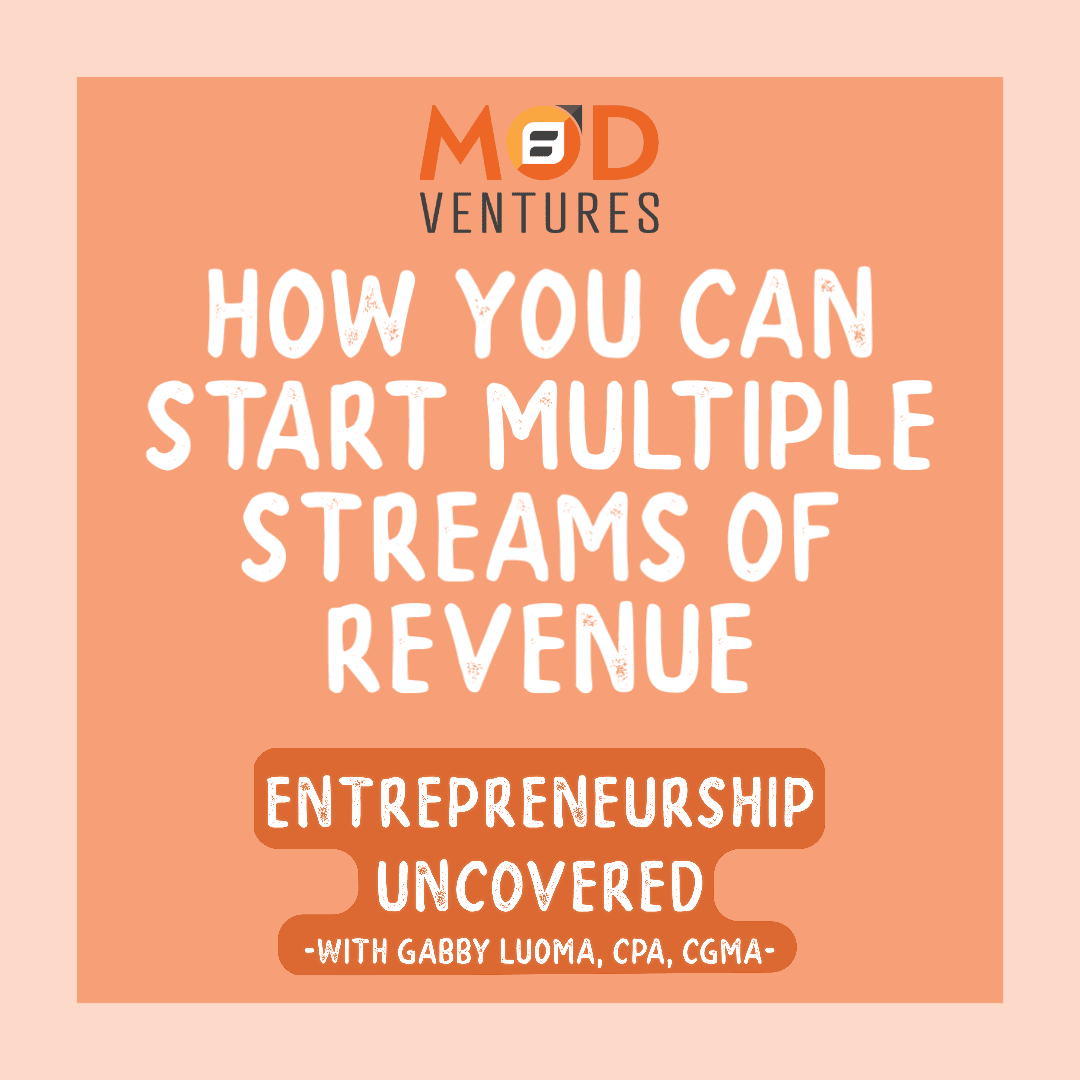 Multiple Streams of Revenue