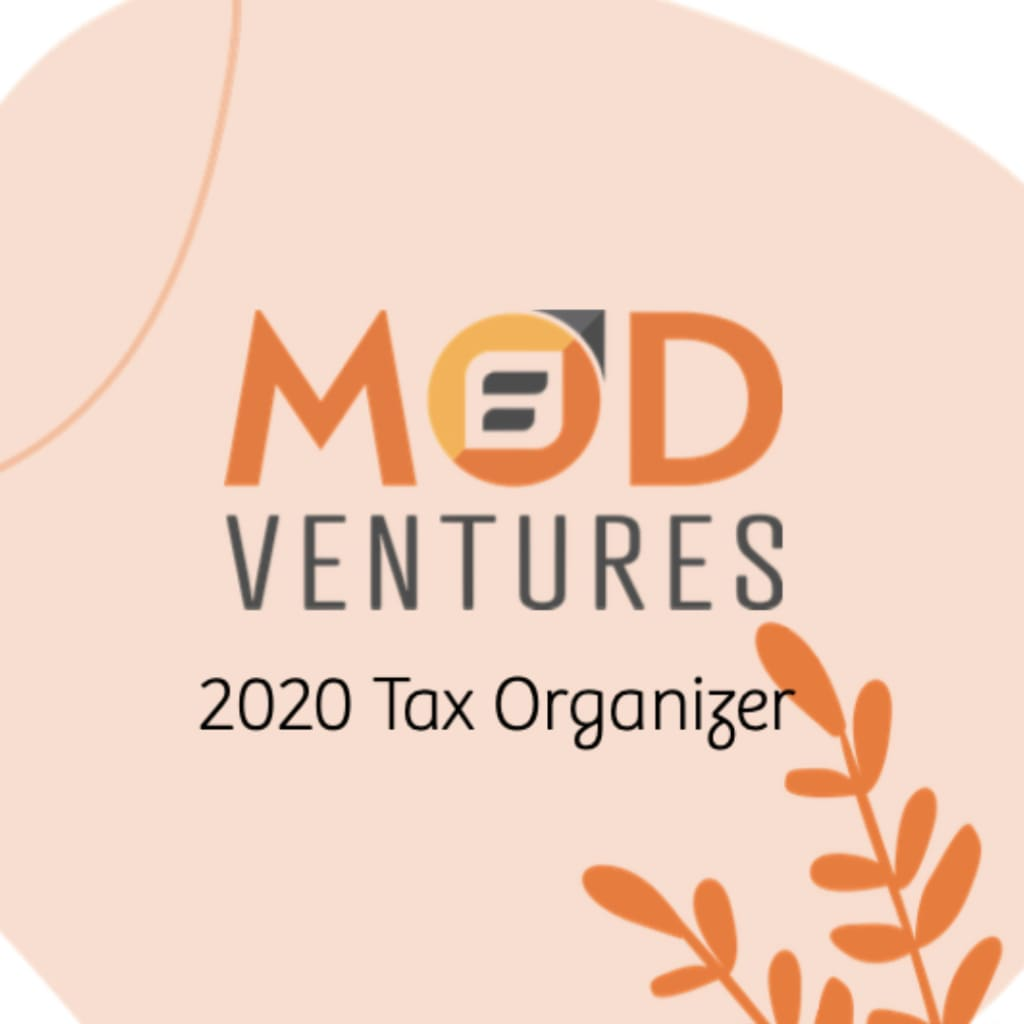 Easy 2020 Tax Organizer Walk Through for Tucson Businesses