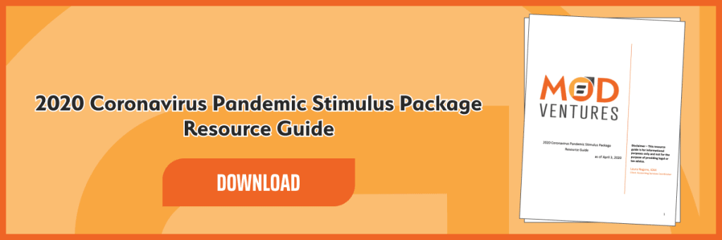 Download the Pandemic Stimulus Package Resource Guide