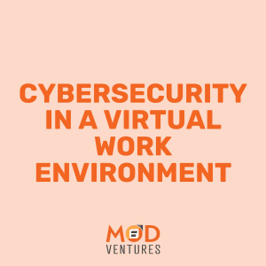 Cybersecurity in a Virtual Work Environment