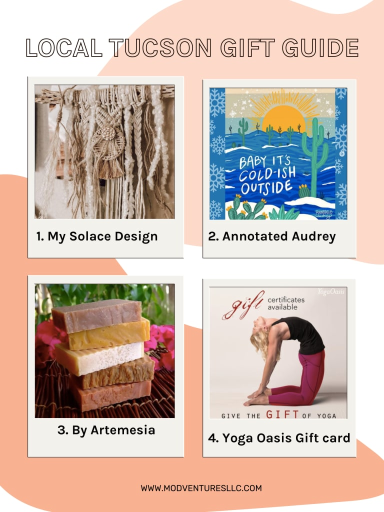 2020 Local Tucson Gift Guide