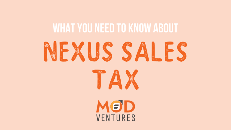 nexus sales tax