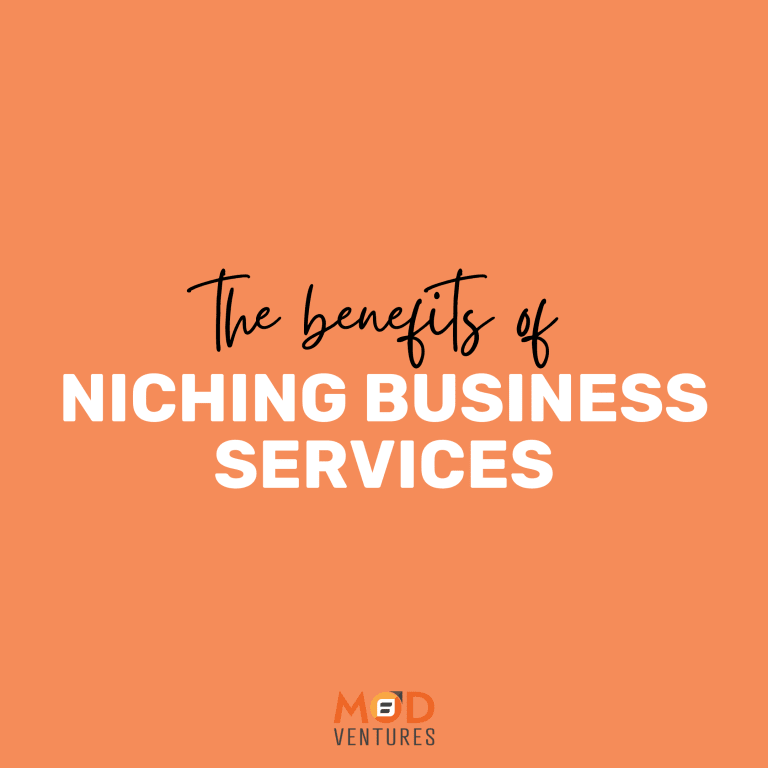 niching business services