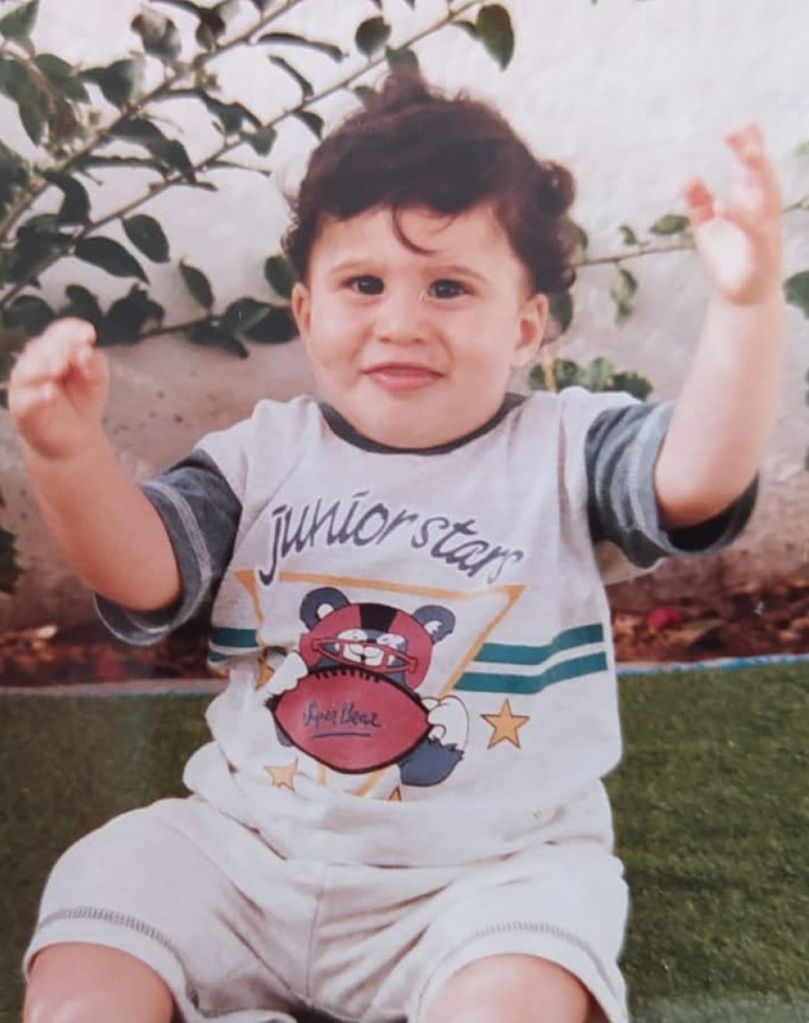 Jorge-baby