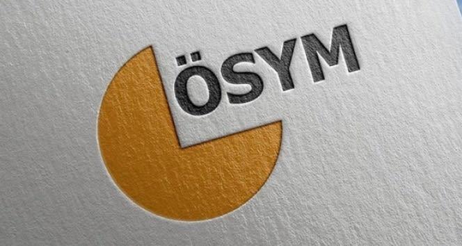 ÖSYM Başkanı Aygün, 2020-KPSS Lisans başvurularının tarihini açıkladı