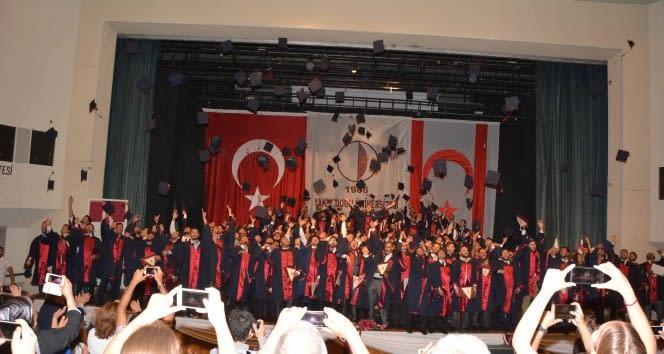 Yakın Doğu Üniversitesi bir ilke imza atarak online mezuniyet törenleri düzenliyor