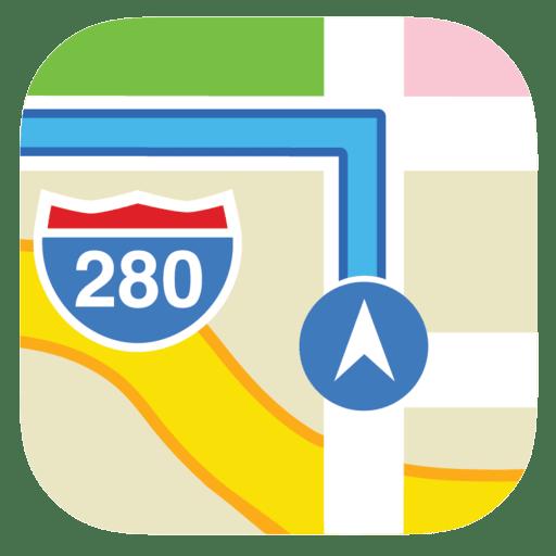 iphone harita destekapple