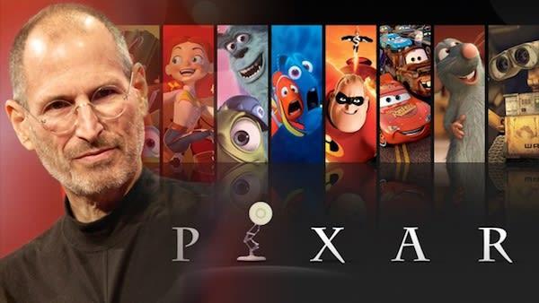 Steve'in Pixar Animasyon Studyolari