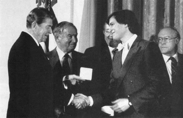 Steve Jobs ve Steve Wozniak teknoloji ödülleri