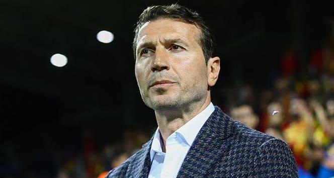 Kayserispor, teknik direktör Bayram Bektaş ile 3 yıllık anlaşma sağladı