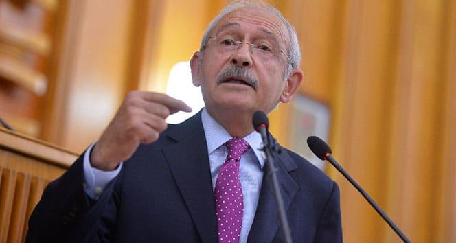 Kemal Kılıçdaroğlu Genel Başkanlığa tek aday gösterildi